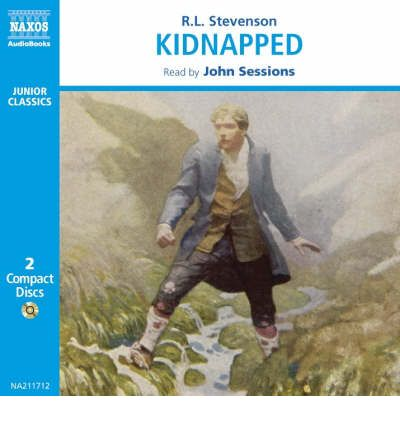 Kidnapped by Robert Louis Stevenson Audio Book CD