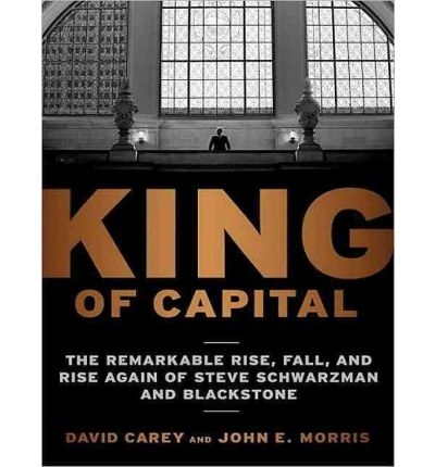 King of Capital by David Carey Audio Book Mp3-CD