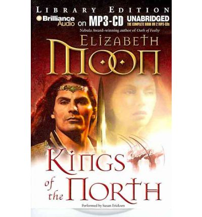 Kings of the North by Elizabeth Moon Audio Book Mp3-CD