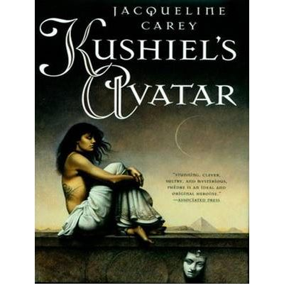 Kushiel's Avatar by Jacqueline Carey AudioBook CD