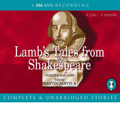 Lamb's Tales from Shakespeare by Mary Lamb Audio Book CD