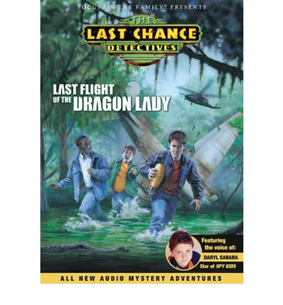 Last Flight of the Dragon Lady by Bob Vernon Audio Book CD
