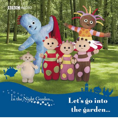Let's Go into the Garden by Sir Derek Jacobi AudioBook CD