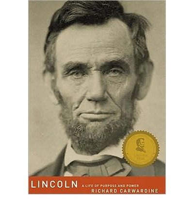 Lincoln by Richard Carwardine AudioBook Mp3-CD