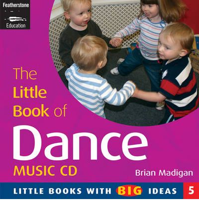 Little Book of Dance Music by Brian Madigan AudioBook CD