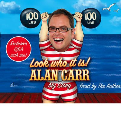 Look Who it Is! by Alan Carr AudioBook CD