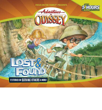 Lost & Found by  Audio Book CD