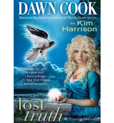 Lost Truth by Dawn Cook AudioBook CD