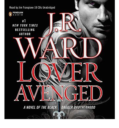 Lover Avenged by J R Ward AudioBook CD