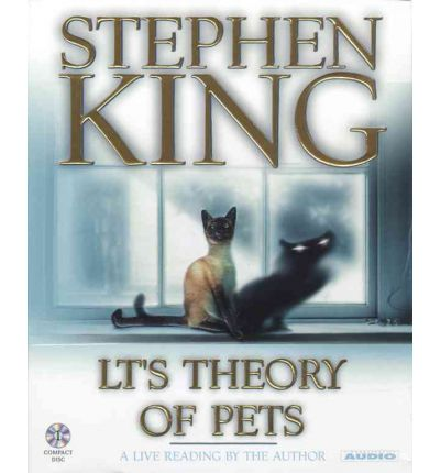 Lt's Theory of Pets by Stephen King Audio Book CD