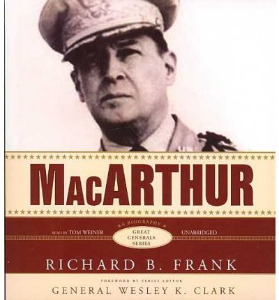 MacArthur by Richard B Frank AudioBook CD