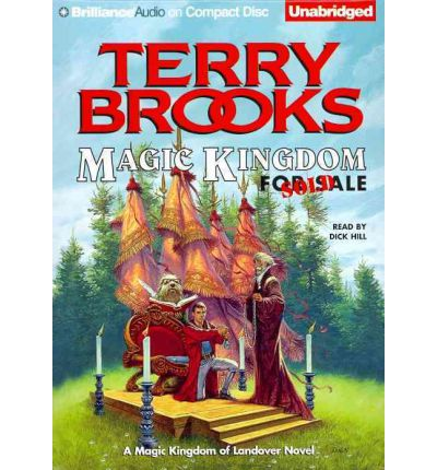 Magic Kingdom for Sale - Sold! by Terry Brooks Audio Book CD