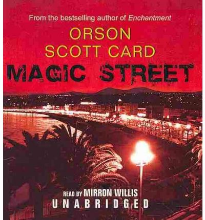 Magic Street by Orson Scott Card AudioBook CD