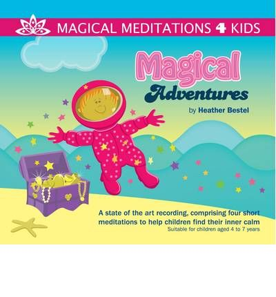 Magical Adventures by Heather Bestel AudioBook CD