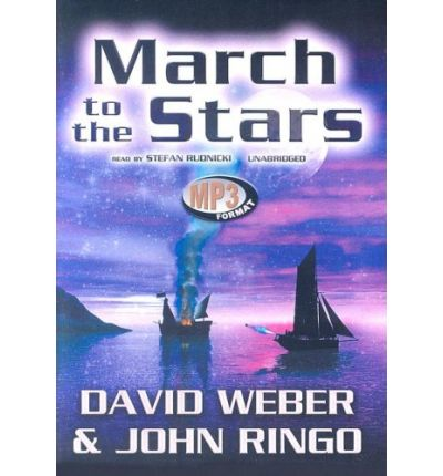 March to the Stars by David Weber Audio Book Mp3-CD