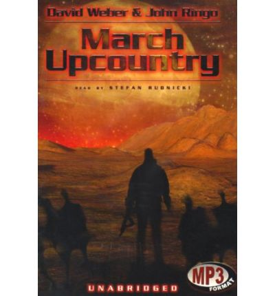 March Upcountry by David Weber Audio Book Mp3-CD