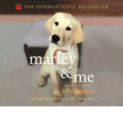 Marley and Me by John Grogan Audio Book CD