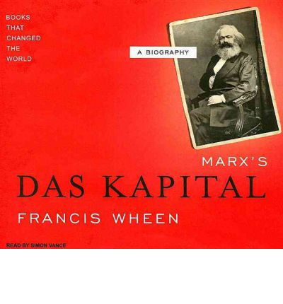 "Marx's ""Das Kapital"" by Francis Wheen Audio Book CD"