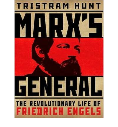 Marx's General by Tristram Hunt Audio Book Mp3-CD