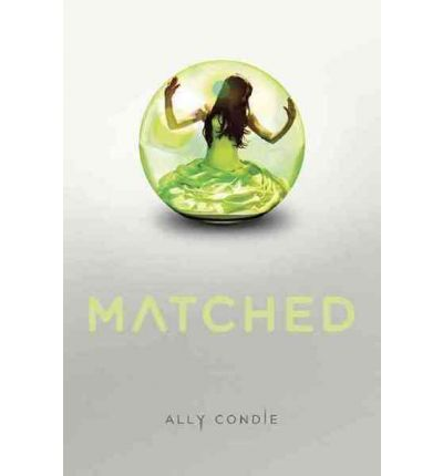 Matched by Ally Condie AudioBook CD