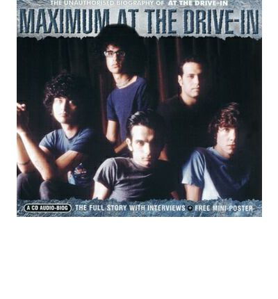 "Maximum ""At the Drive In"" by Michael Sumsion AudioBook CD"