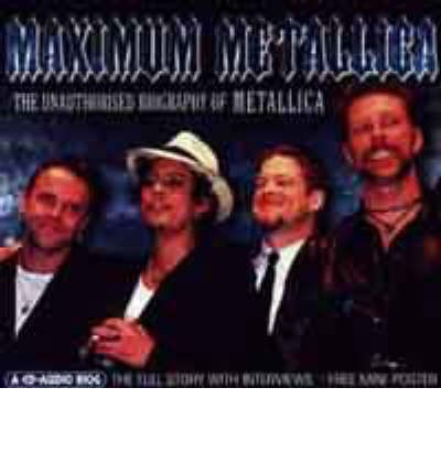 "Maximum ""Metallica"" by Essi Berelian AudioBook CD"