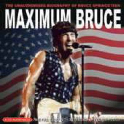 Maximum Bruce by Chrome Dreams Audio Book CD
