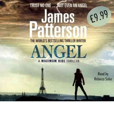 Maximum Ride: Angel by James Patterson Audio Book CD
