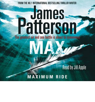 Maximum Ride by James Patterson Audio Book CD