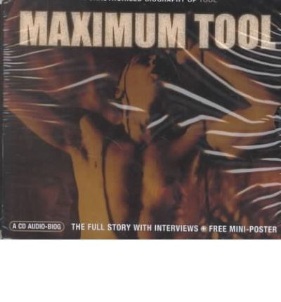 Maximum Tool by Ben Graham Audio Book CD
