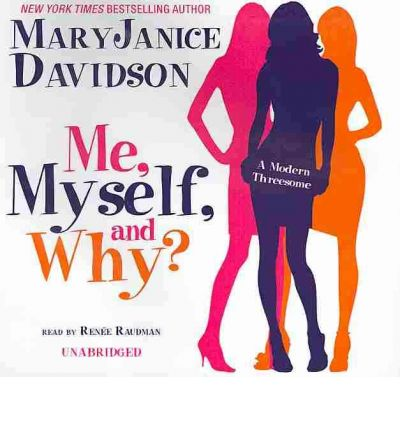 Me, Myself, and Why? by MaryJanice Davidson AudioBook CD