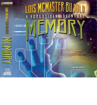Memory by Lois McMaster Bujold AudioBook CD