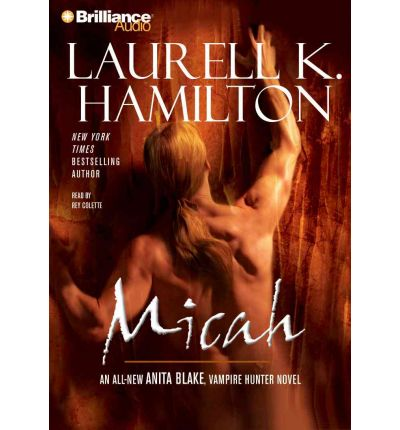 Micah by Laurell K Hamilton AudioBook CD