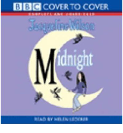 Midnight by Jacqueline Wilson Audio Book CD