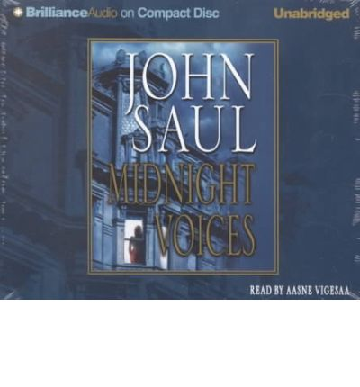 Midnight Voices by John Saul AudioBook CD
