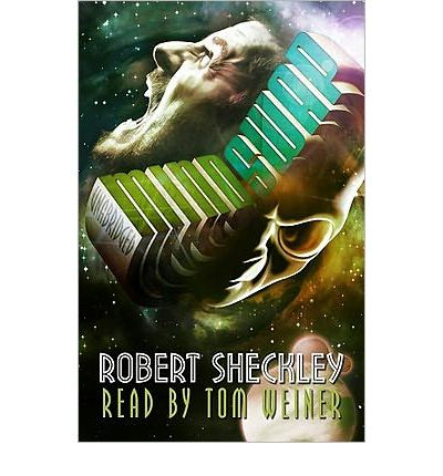 Mindswap by Robert Sheckley AudioBook CD