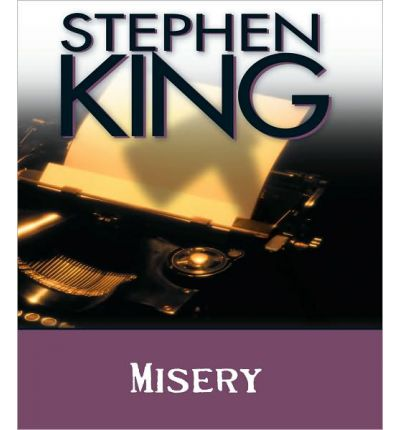 Misery by Stephen King Audio Book CD
