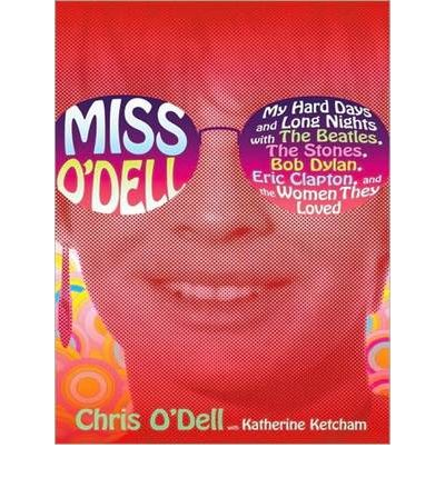 Miss O'Dell by Chris O'Dell Audio Book Mp3-CD