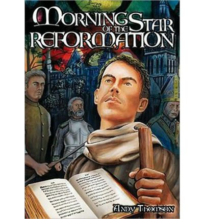 Morning Star of the Reformation by Andy Thomson AudioBook Mp3-CD