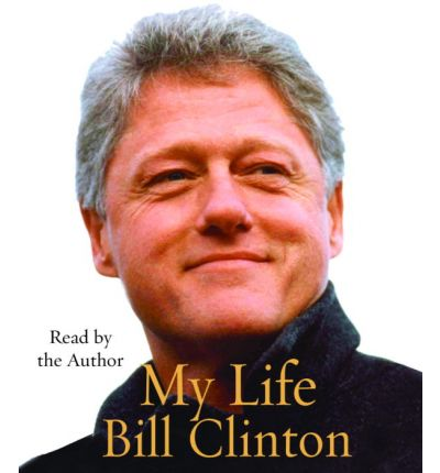 My Life by President Bill Clinton Audio Book CD