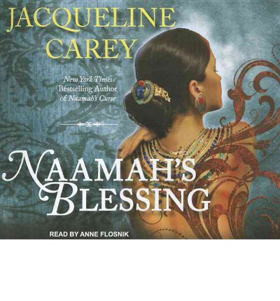 Naamah's Blessing by Jacqueline Carey Audio Book CD