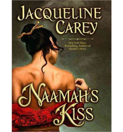Naamah's Kiss by Jacqueline Carey Audio Book Mp3-CD