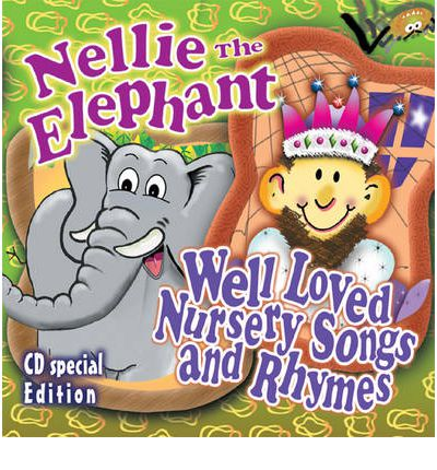 Nellie the Elephant by  AudioBook CD