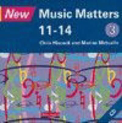 New Music Matters 11-14 Audio CD 3 by Chris Hiscock AudioBook CD