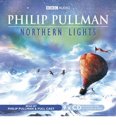 Northern Lights: Complete & Unabridged by Philip Pullman AudioBook CD