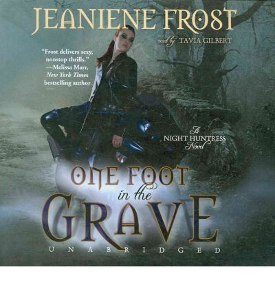 One Foot in the Grave by Jeaniene Frost Audio Book CD