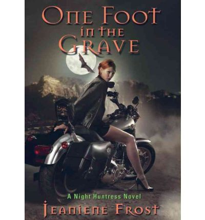 One Foot in the Grave by Jeaniene Frost AudioBook Mp3-CD