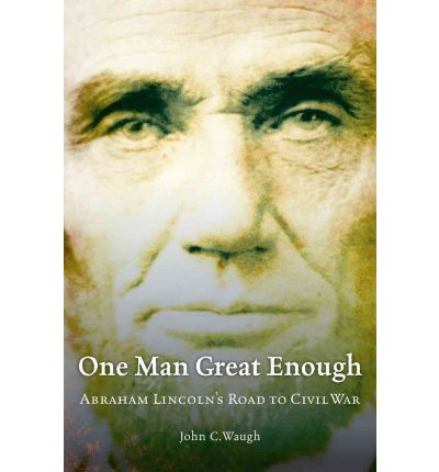 One Man Great Enough by John C Waugh Audio Book CD