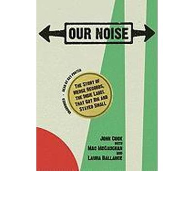 Our Noise by John Cook AudioBook CD