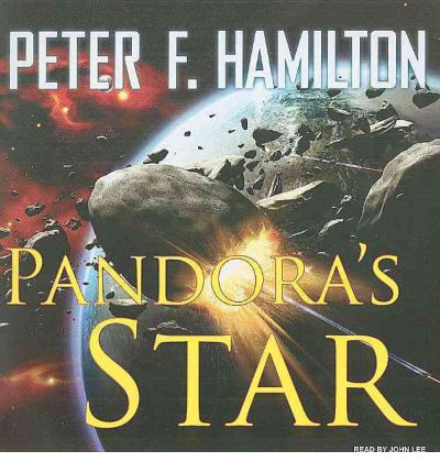 Pandora's Star by Peter F. Hamilton AudioBook CD